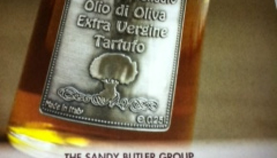 olio tartufo